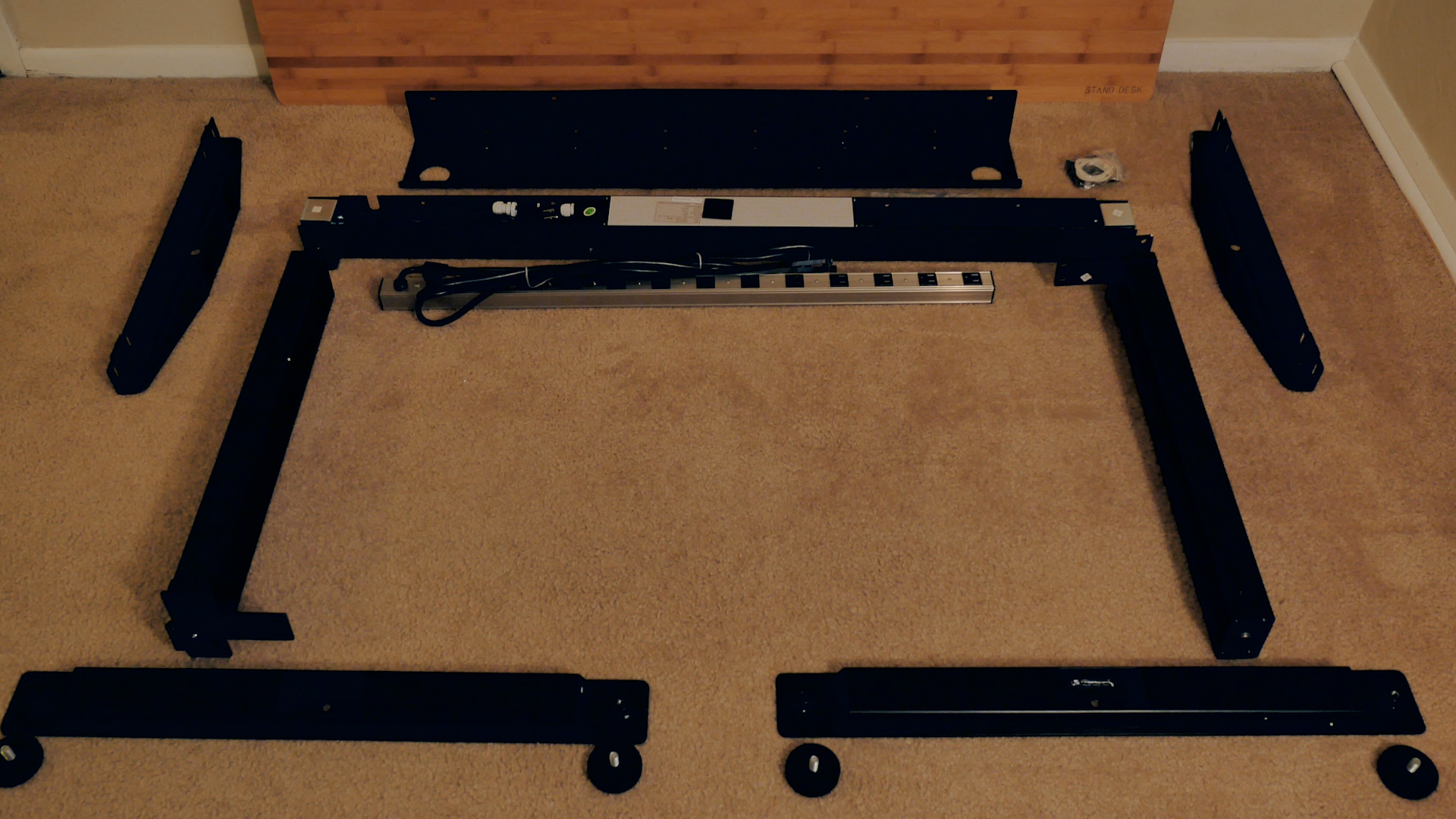 StandDesk Assembly Parts